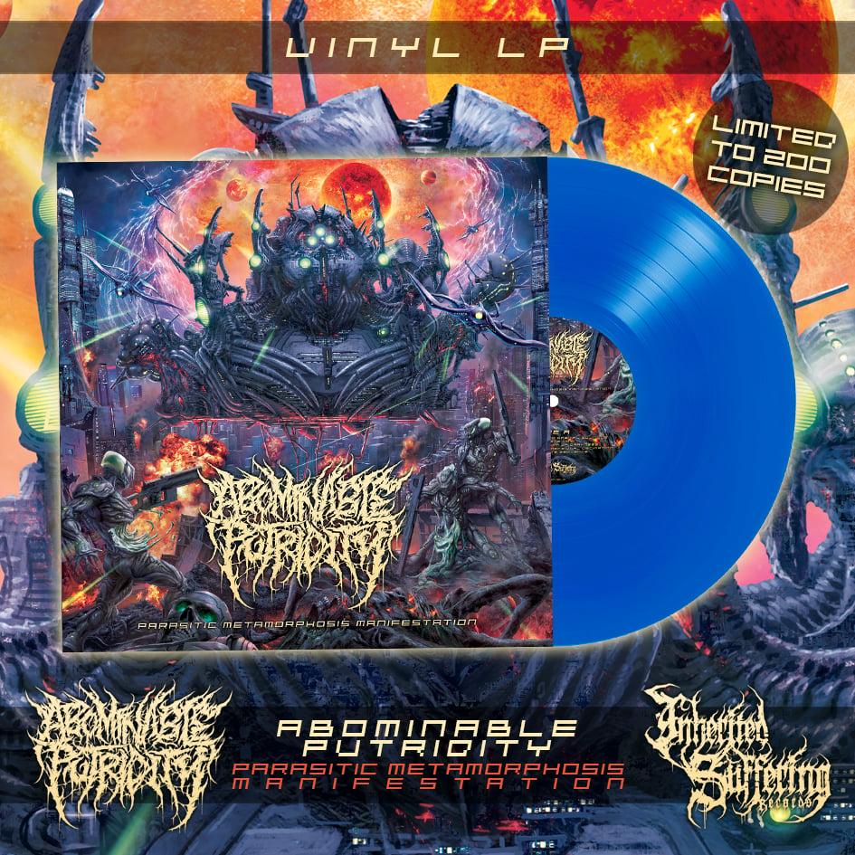 Image of Abominable Putridity - Parasitic Metamorphosis Manifestation - Vinyl LP