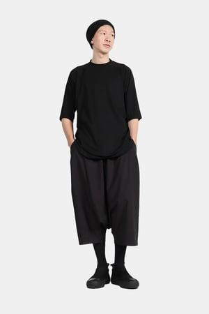 Image of IMMENSE - 大低檔裙褲 3.0 (黑)