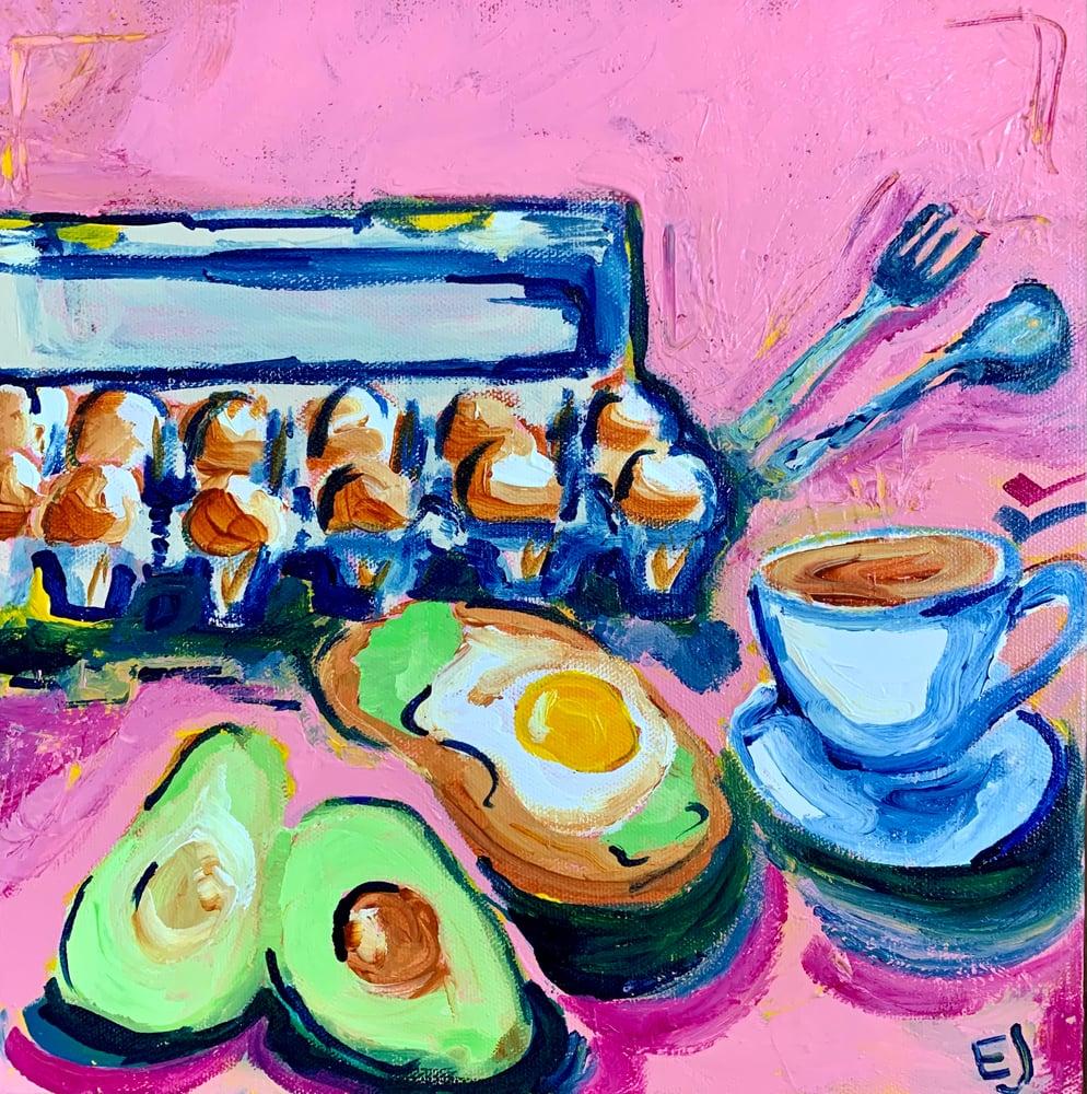 Image of Weekend Breakfast