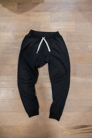 Image of Black Joggers
