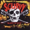 "Scurvy ""Swim With The Sharks"" CD ep"