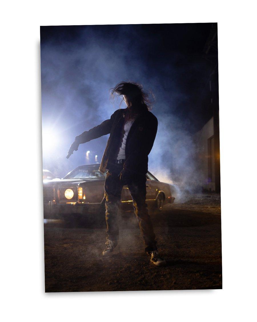 Image of WhiteBoyRick - BONES Poster