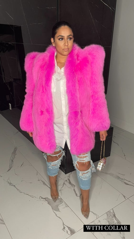 Image of Daisy Fur Coat