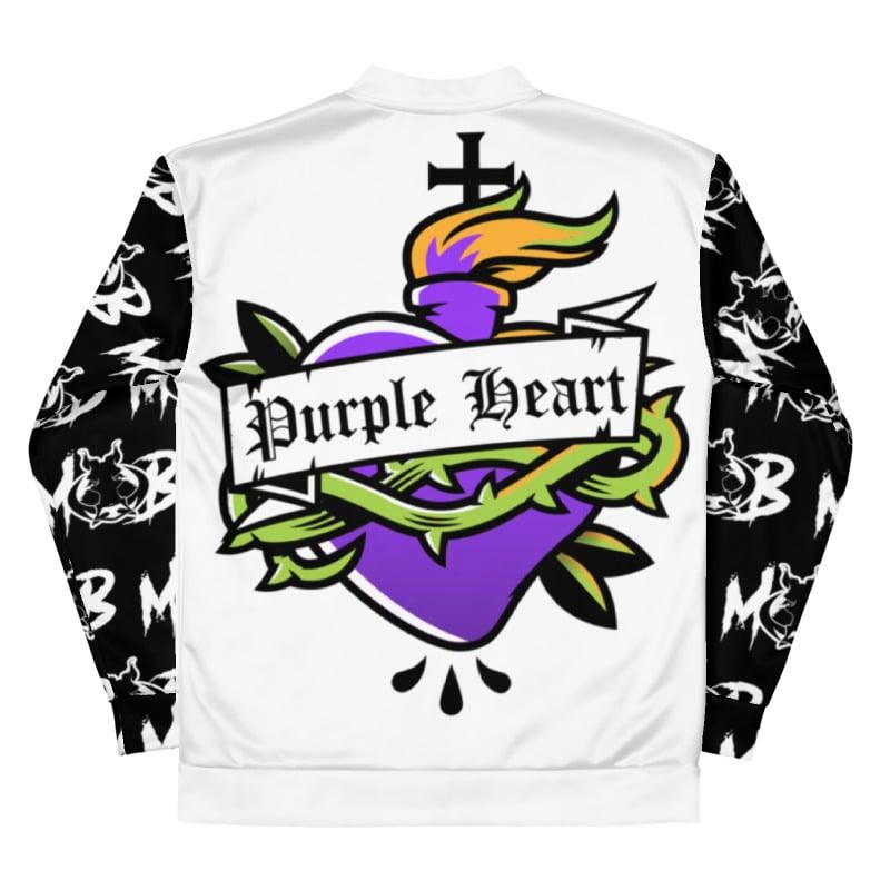"Image of ""Purple Heart""Jacket"