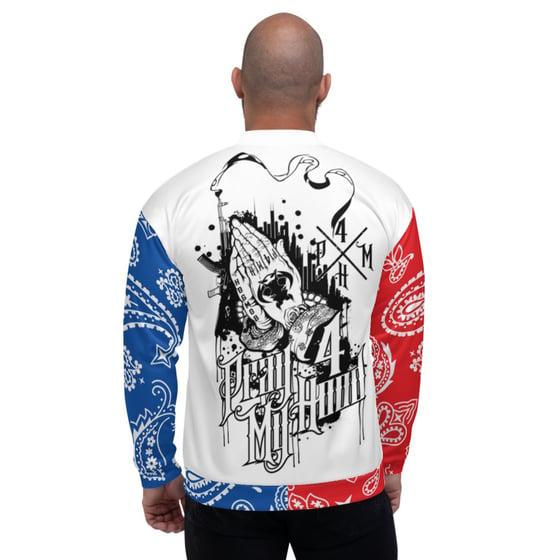 "Image of ""Pray 4 My Hood"" Jacket"