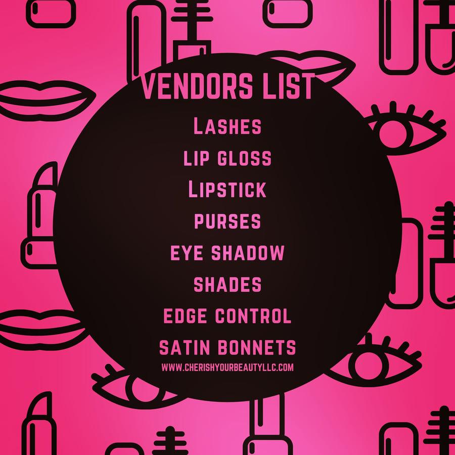 Image of Vendors