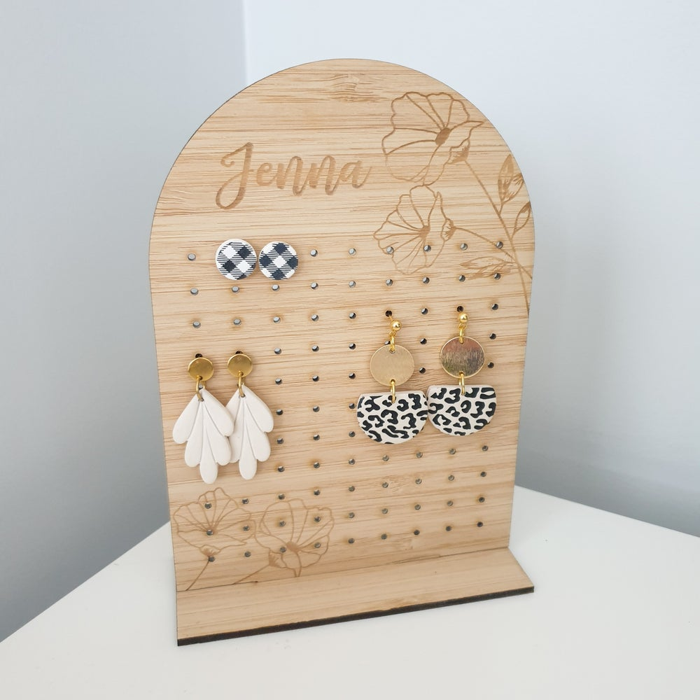 Image of Earring Stand - Stud Style