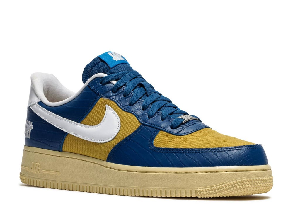Image of NIKE UNDEFEATED X AIR FORCE 1 LOW SP 'DUNK VS AF1'