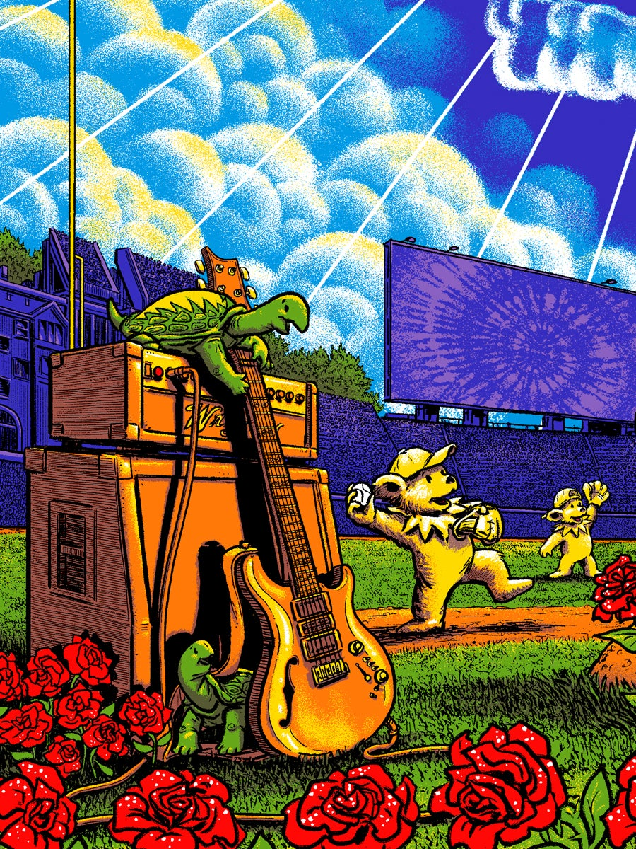 Image of Dead & Company - Wrigley Field, Chicago 2021