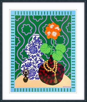 Image of Offerings (Geraniums) Art Print