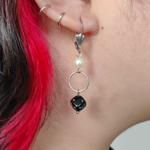 Image of virtualgoodsdealer x Earth Angelry Lucky Charm Earrings