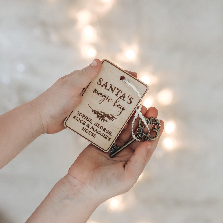 Image of PRE ORDER   Santa's Magic Key