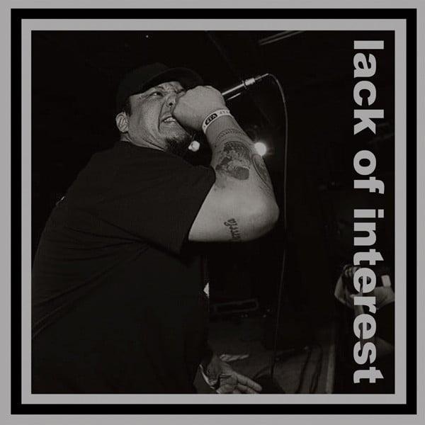 BASTARD NOISE / LACK OF INTEREST Split CD