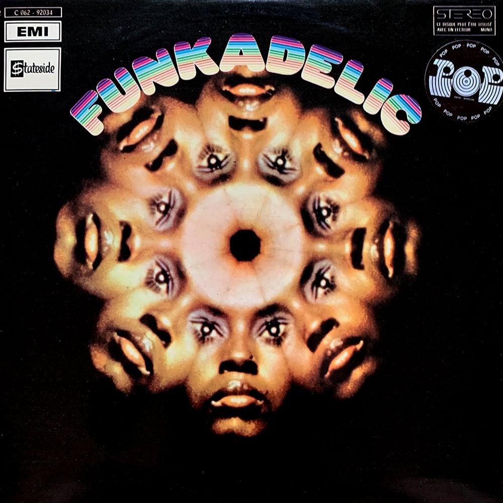 Funkadelic - Funkadelic (Stateside - 2 C 062-92034 - 1970)