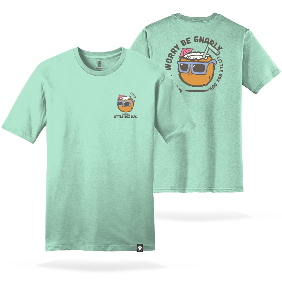 Image of Gnarly Coconut tee
