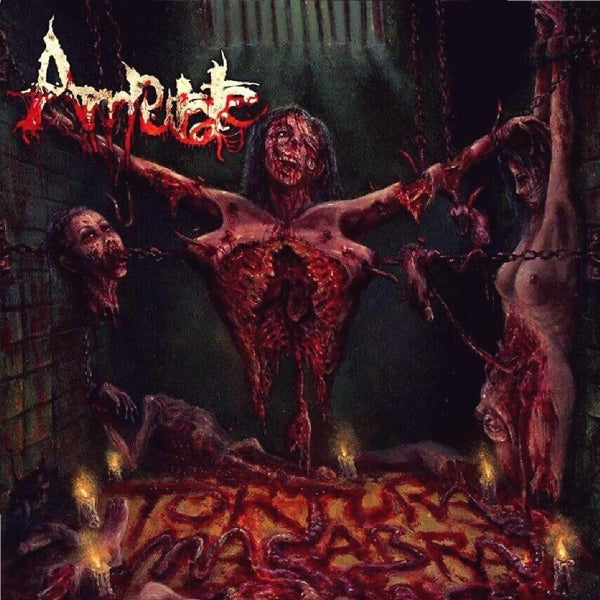 Image of Amputate - Tortura Macabra