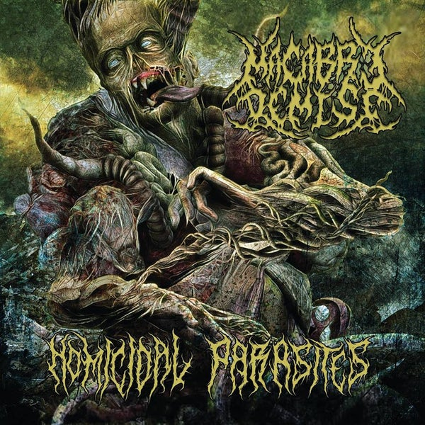 Image of Macabre Demise - Homicidal Parasites