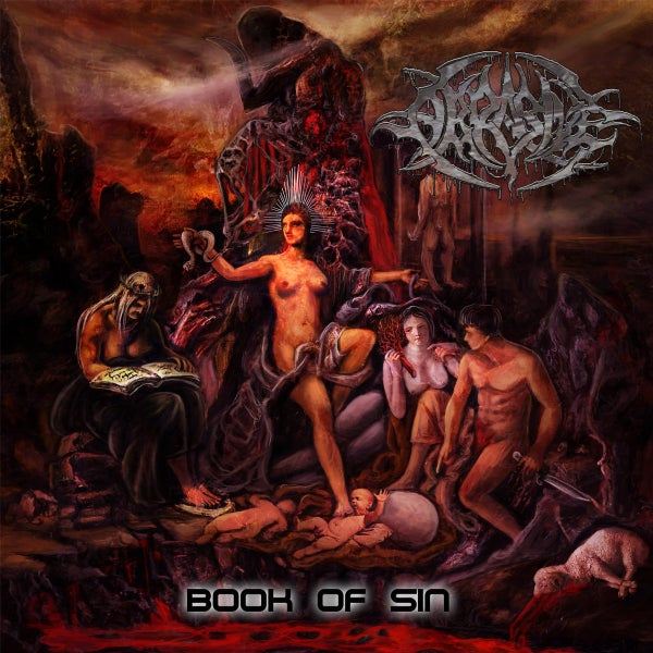 Image of Abrasive - book of sin