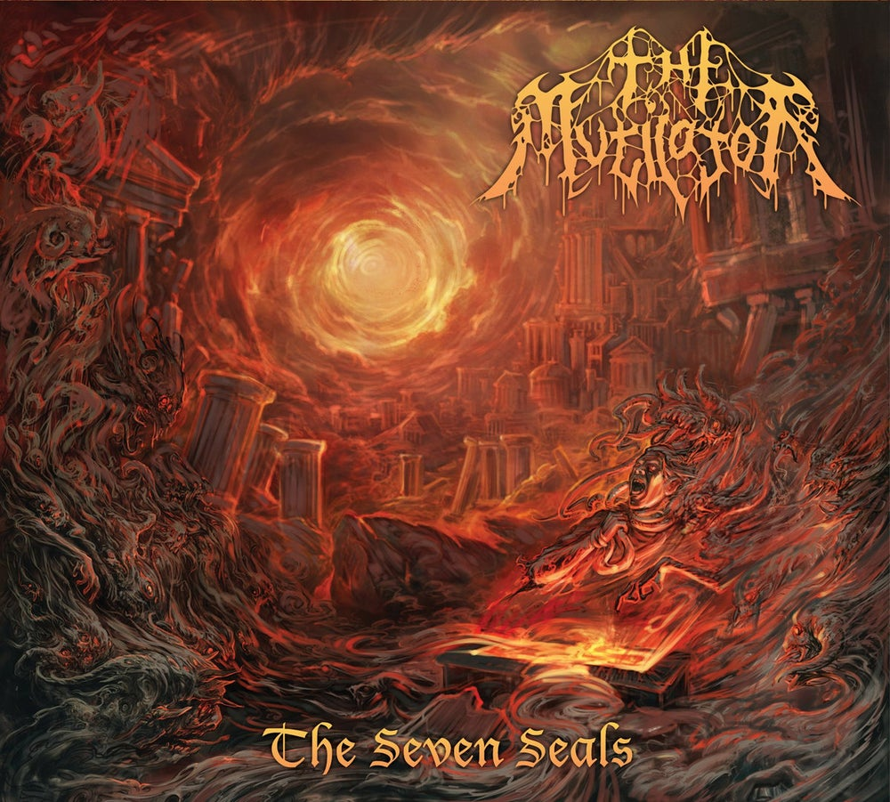 Image of The Mutilator - The Seven Seals