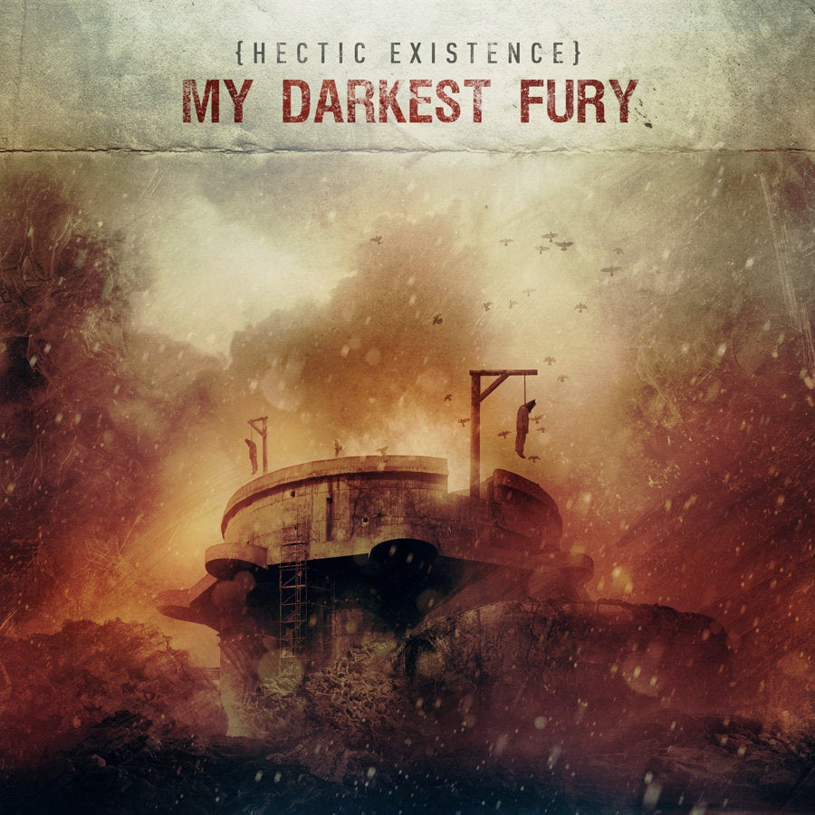 Image of My Darkest Fury - Hectic Existence