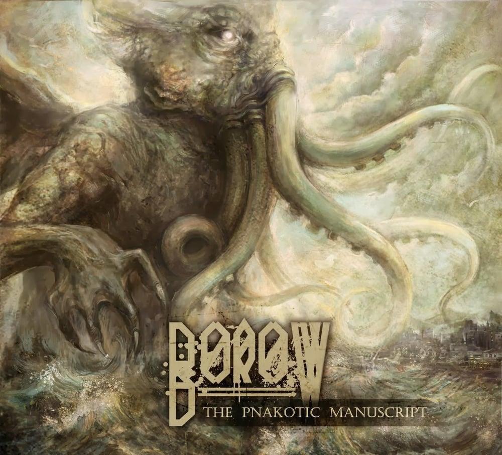 Image of Borow - The Pnakotic Manuscript