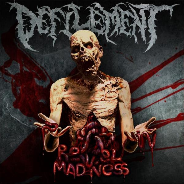 Image of Defilement - Revel in Madness