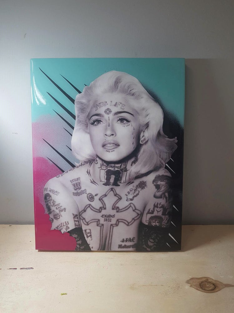 Image of Dear Madonna - Photochop