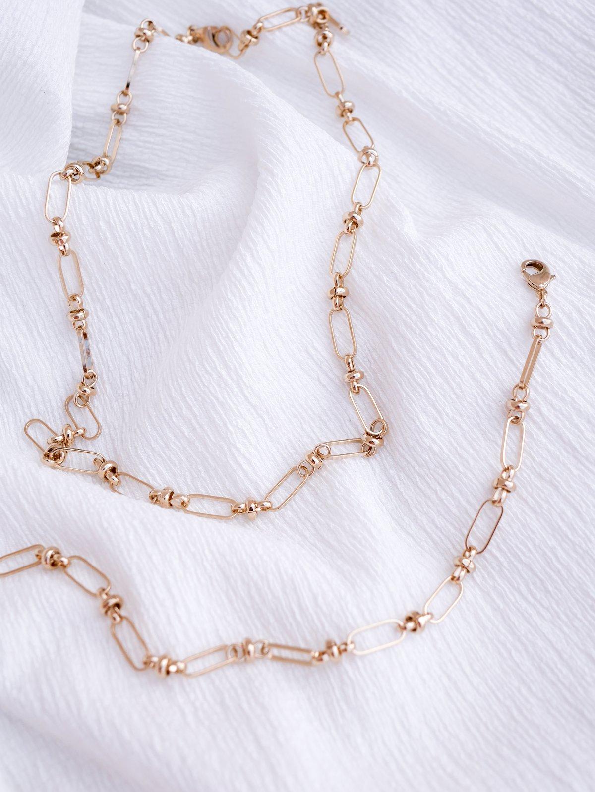 Image of Bracelet CITRA Doré