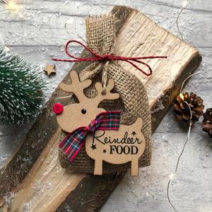 Image of Personalised Magic Reindeer Food