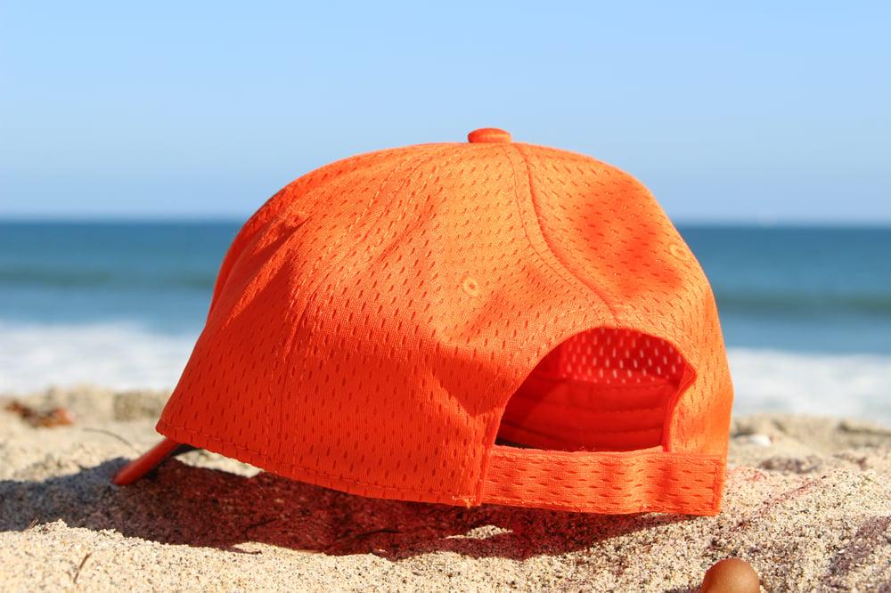 Image of I Awoke P'ook Hat Orange