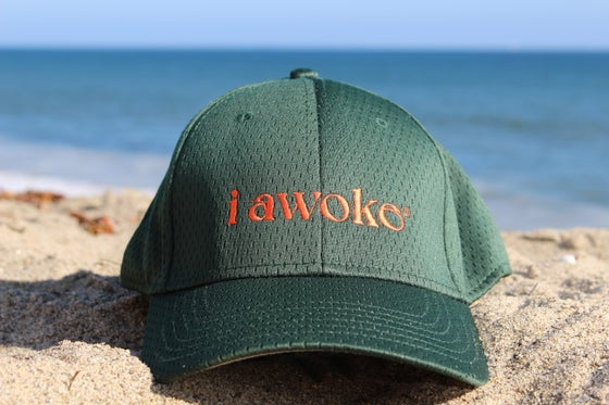 Image of I Awoke P'ook Hat Green