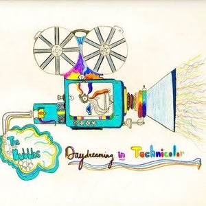 Image of Daydreaming in Technicolor Media Package! (CD&LP)