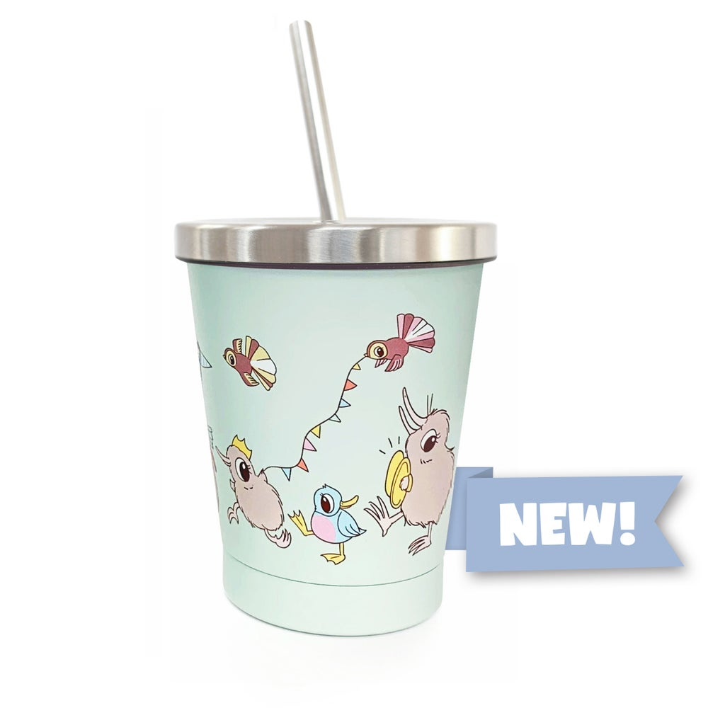 Kuwi Stainless Steel Smoothie Cup