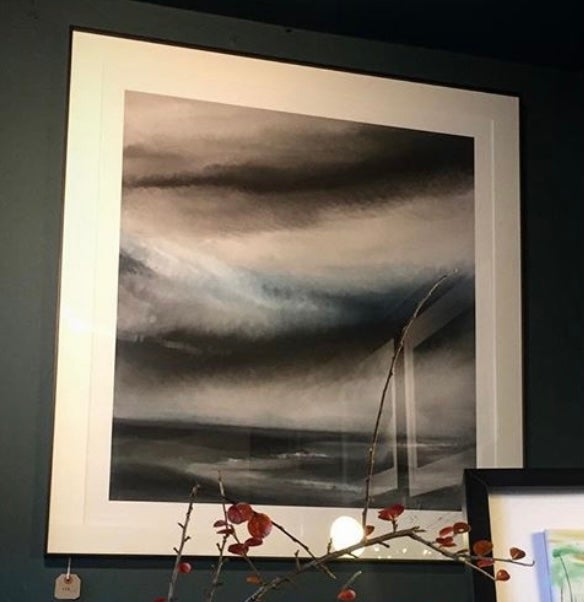 Image of Space For Reflection - Porth Ceiriad Giclée Limited Print