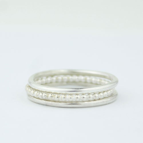Image of AFTERNOON STACKING RING CLASS 9.10.21