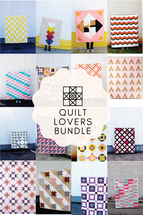 Image of QUILT LOVERS BUNDLE