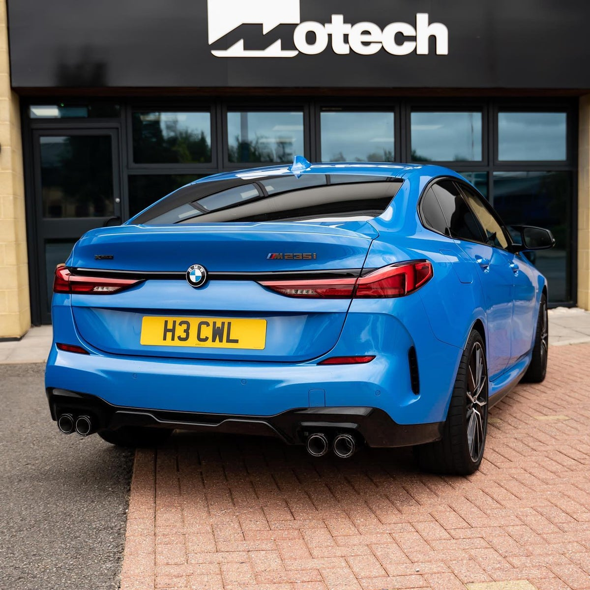 Image of BMW M235i F44 Remus Exhaust