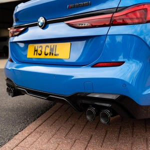Image of BMW F44 M235i Remus Exhaust