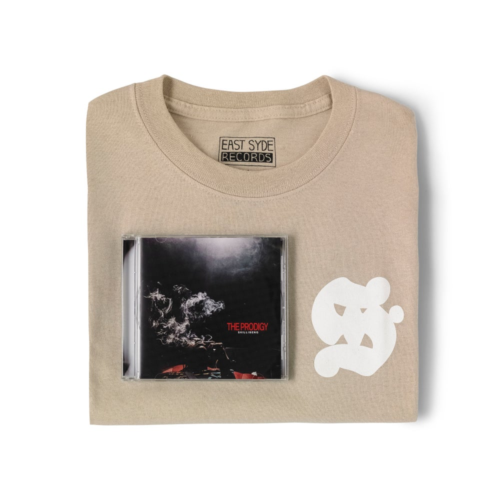 Image of The Prodigy Tees + CD