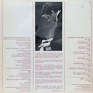 Eddy Louiss - Eddy Louiss (Barclay - 1968)