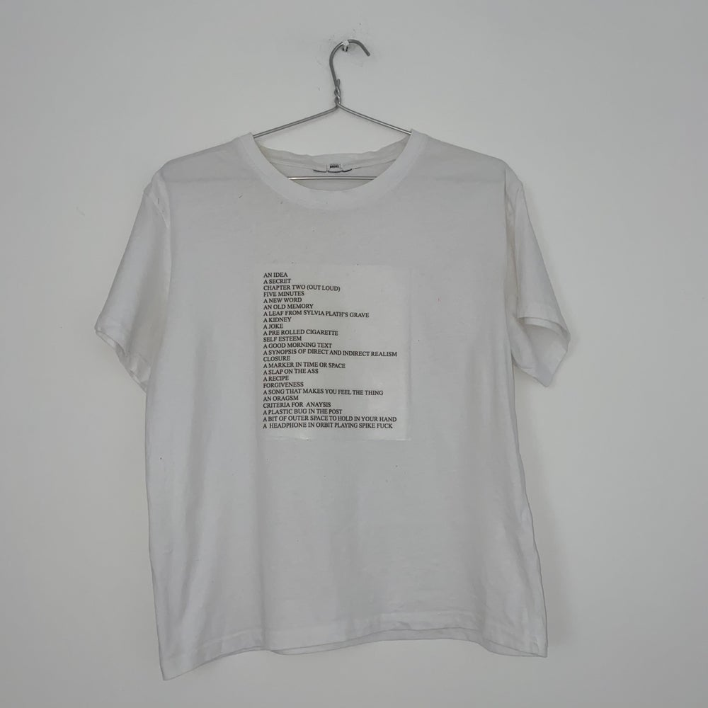 Image of ALTERNATIVE CURRENCY TEE
