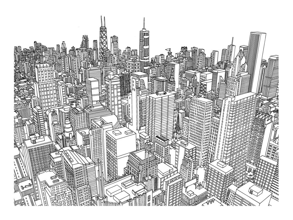 Image of  2021 Downtown Chicago