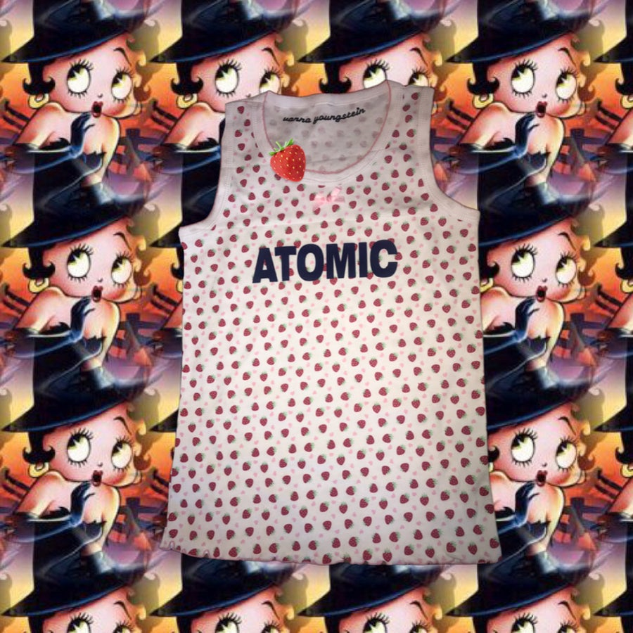 Image of Atomic Tank Strawberry Limited Edition