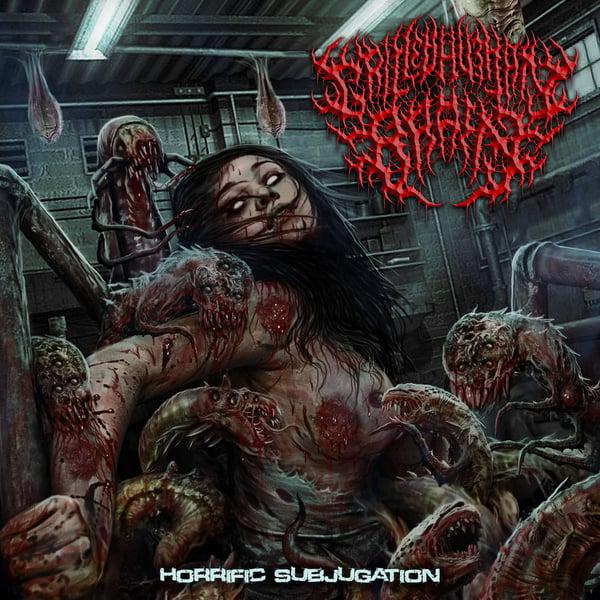 Image of Grilled Human Brain - Horrific Subjugation
