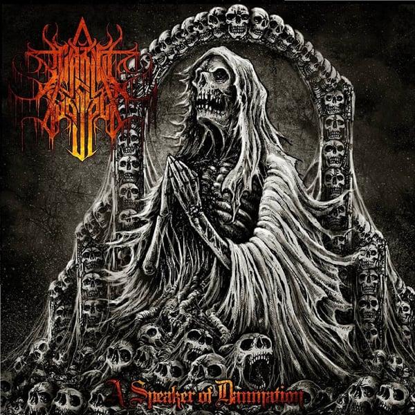Image of A Scarlet Gospel - A Speaker of Damnation