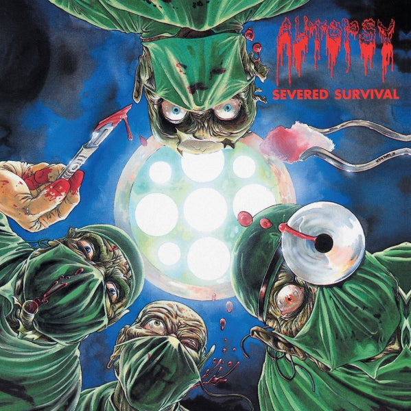 Image of Autopsy - Severed Survival