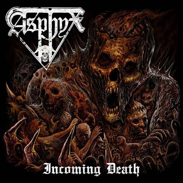 Image of Asphyx - Incoming Death