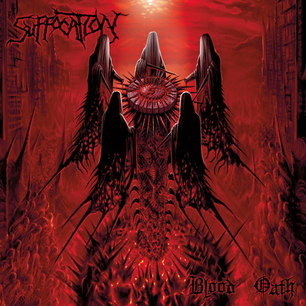 Image of Suffocation - Blood Oath