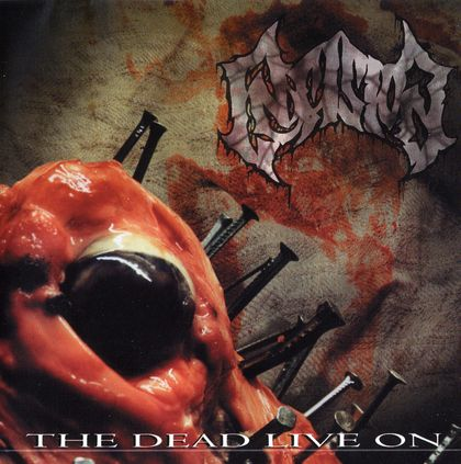 Image of Insision - The Dead Live On