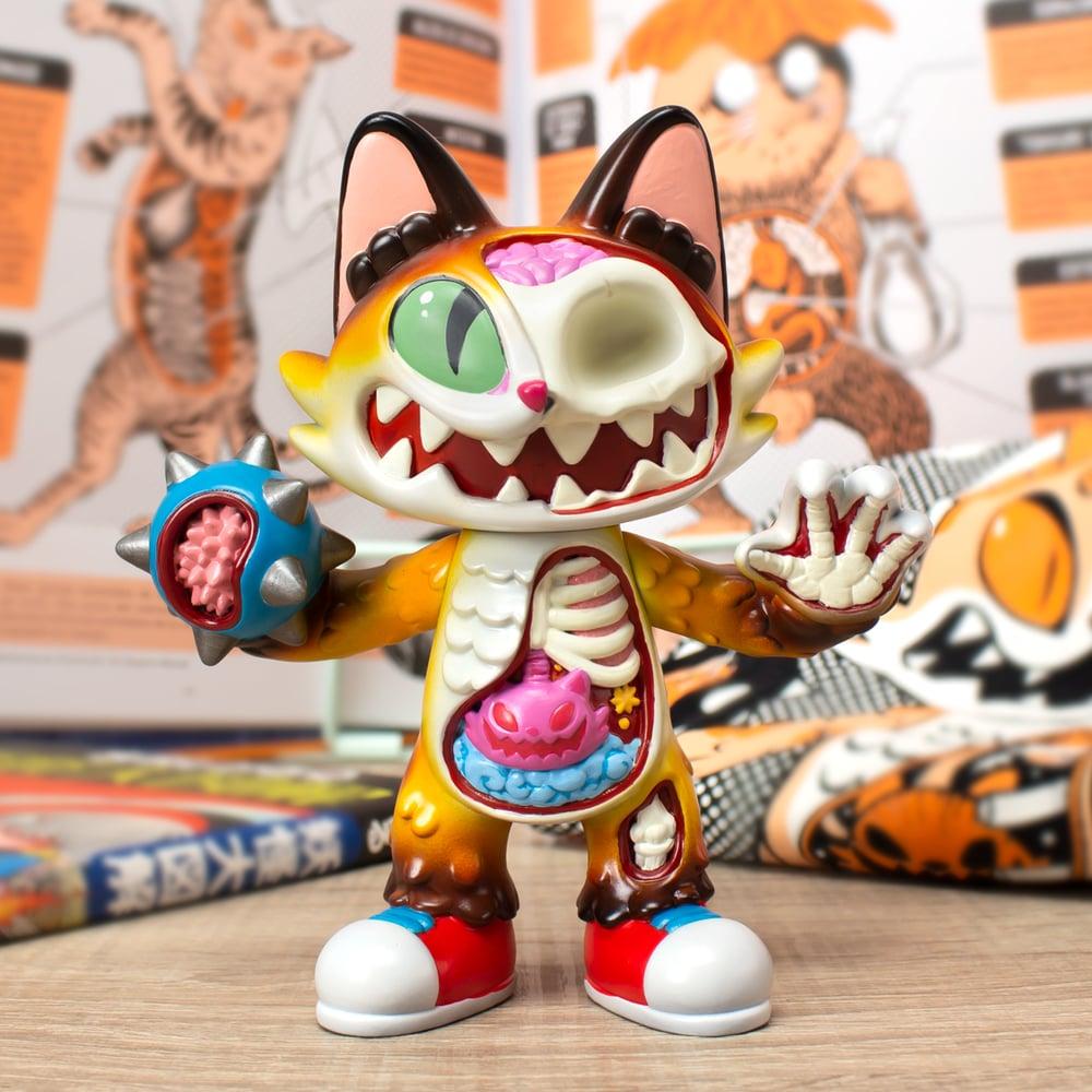 Image of Anatomy of Wananeko Art Toy [PRE-ORDER]